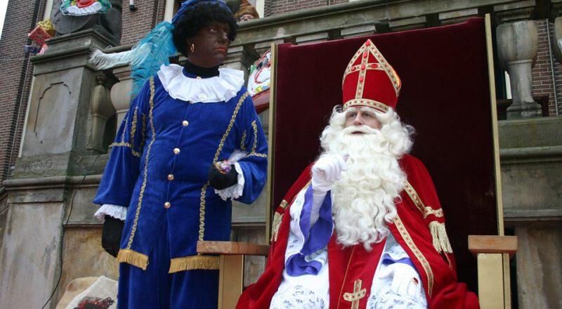 gevoelige kinderen en Sinterklaas