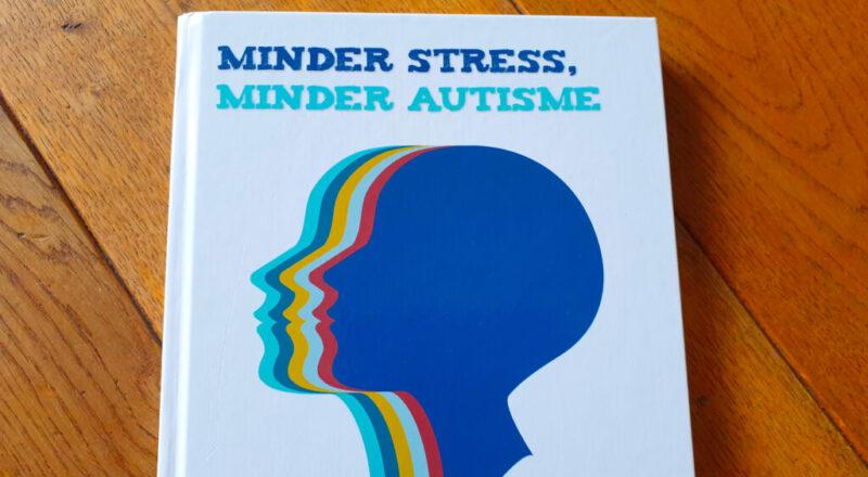 minder sterss, minder autisme, boek over autisme